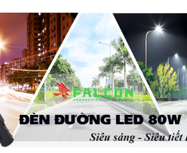 đèn led đường Falcon cao cấp