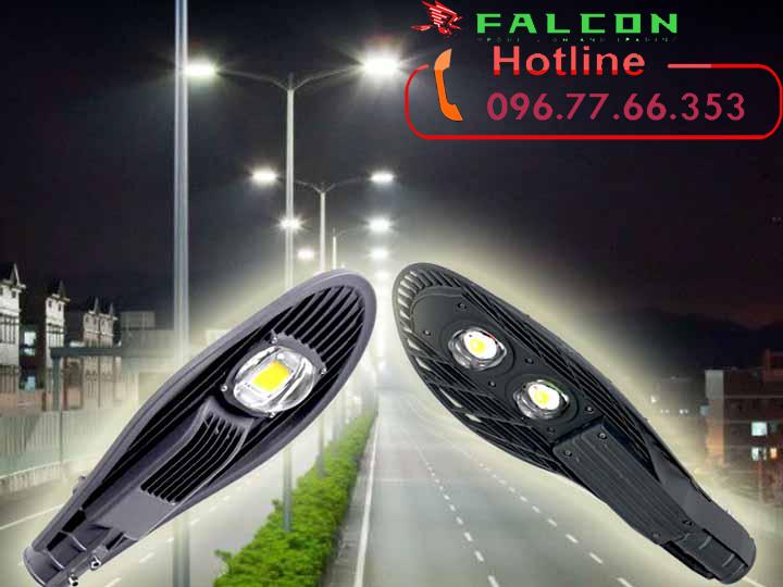 phân phối đèn led đường